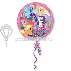 шары 18 HB My Little Pony