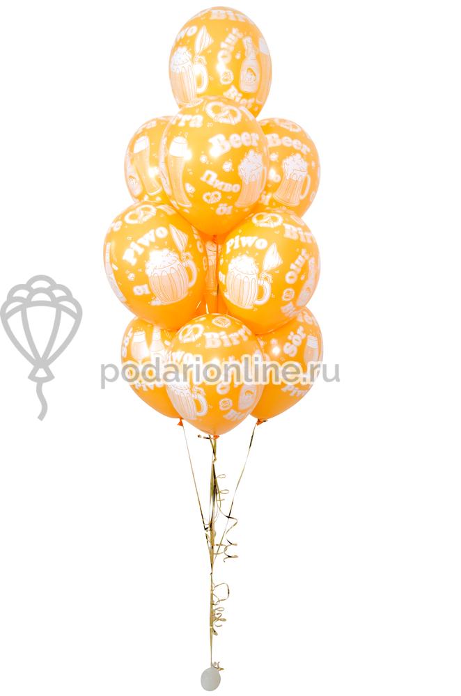 Букеты шаров с доставка екатеринбург круглосуточно, ананасом