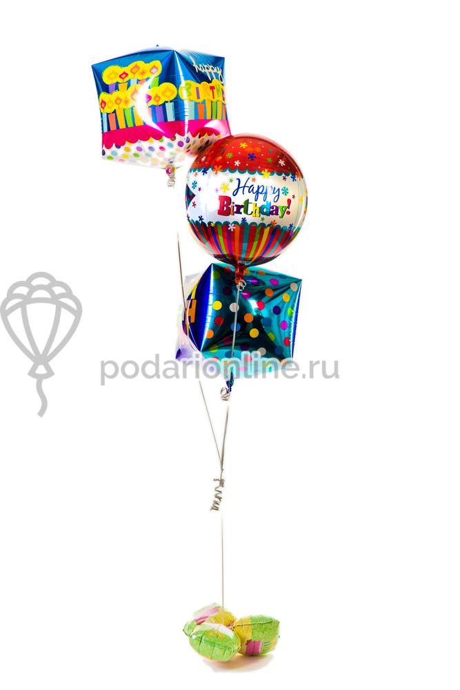 Букеты шаров с доставка екатеринбург круглосуточно, цветы