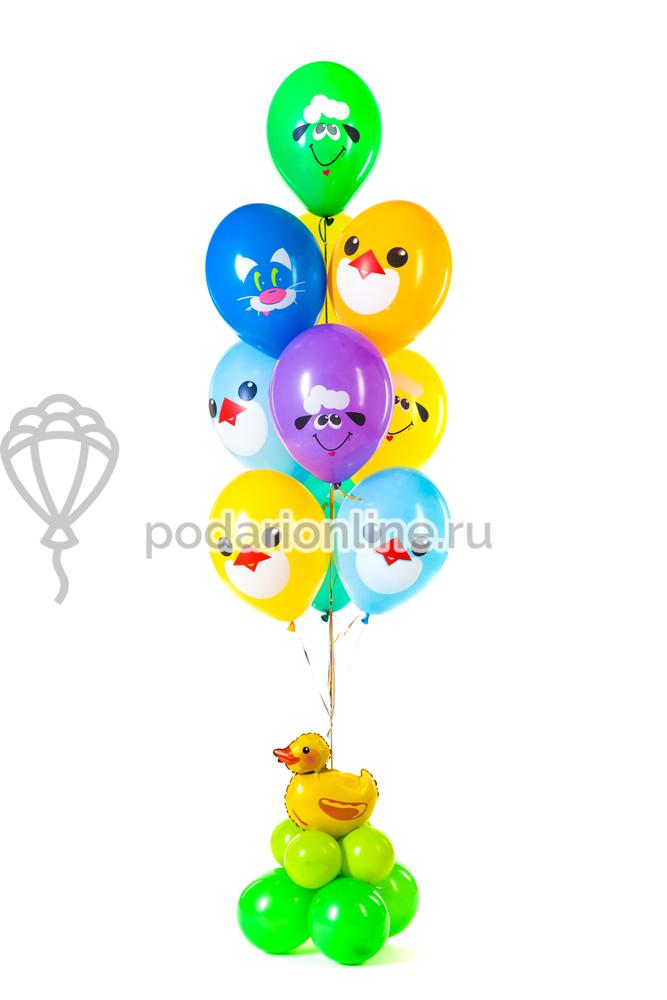 Букеты шаров с доставка екатеринбург круглосуточно, магазин цветов